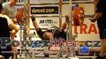 Kaido Leesmann, EST, 275kg