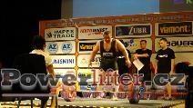 Sergey Burmistrov, RUS, 265kg