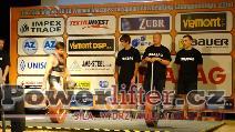 Eric Wettel, FRA, mrtvý tah 250kg, přišel zvedl odešel, muži M1 do 75kg