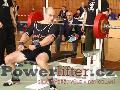 Pavel Župka, benč 185kg