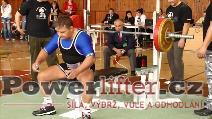 Václav Jaremczuk, benč 160kg