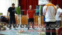 Karel Schoř, 230kg