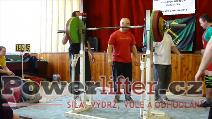 Oldřich Halfar, 192,5kg