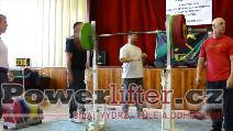 Pavel Žák, 230kg