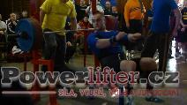 Michal Puzrla, 165kg