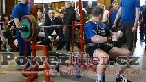 Josef Máška, 195kg