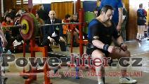 Miloš Navrátil, 185kg