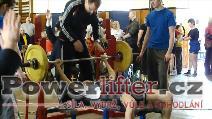 Václava Zoderová, 55kg
