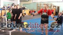 Jiří Valenta, pokus o 245kg