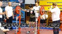 Iveta Jurčíková, 132,5kg, SK