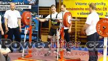 René Hoza, 185kg