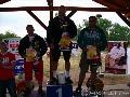 Vyhlášení výsledků - Open + Masters nad 100kg