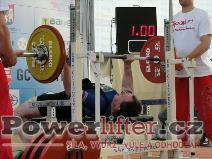 Dušan Švarcbach, 107,5kg