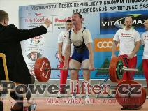 Dušan Švarcbach, 250kg