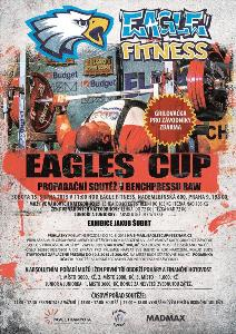 EAGLES CUP - Benchpress RAW