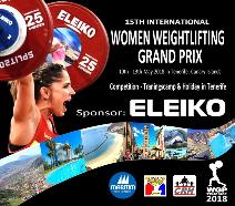 15th International Women Weightlifting Grand Prix 2018