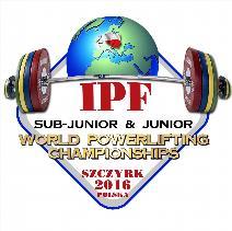 16. a 34. Mistrovství světa v silovém trojboji dorostu a juniorů
