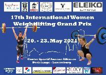 17th International Women Weightlifting Grand Prix 2021