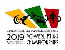 5. Mistrovství Evropy v klasickém (RAW) silovém trojboji dorostu, juniorů, mužů a žen