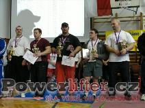 Absolutní pořadí - muži 4-8.místo