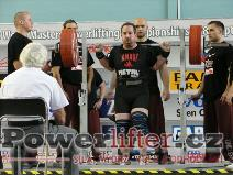 Andy Childs, CAN, 290kg