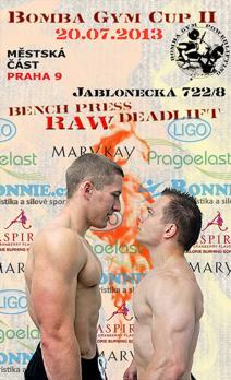 Bomba Gym Cup 2013 - 2. ročník