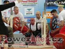 Bronislav Tvrdoň, 165kg