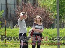 David Kiesewetter s přítelkyní Katkou
