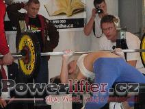Eva Vyhlídalová, 60kg