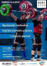 Mezinárodní konference: Vzpírání a kondiční příprava v silových sportech