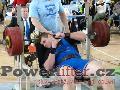 Kategorie nad 125kg - benchpress