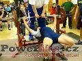 Dorostenci do 75kg - benchpress