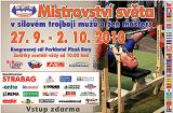 Invitation for the Masters 28th Men's and 19th Women's World Powerlifting Championships