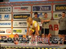 Ildikó Olah, HUN, 130kg
