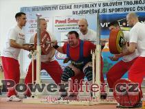 Jaroslav Jirout, 310kg