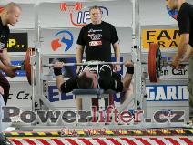 John Hare, USA, 200kg