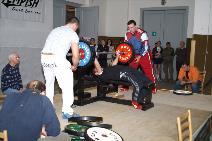 Kamil Kadiev - 2. místo do 80kg