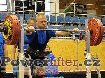 Marek Hejtmánek, dřep 210kg