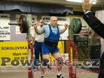 Marián Odler, 230kg