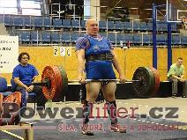 Marian Odler, mrtvý tah 280kg