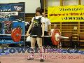 Markéta Kovrzková, 135kg