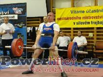 Mojmír Bulejčík, 220kg, SK