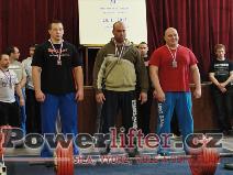 Muži do 120kg - Liška, Chvála, Odler