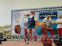Pavel Demčák, 280kg