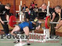 Sergev Děmčichin, benč 150kg