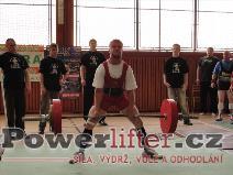 Sergev Děmčichin, mrtvý tah 200kg