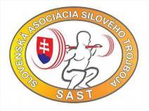 Slovenská asociácia silového trojboja
