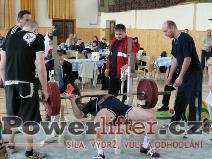 Štěpán Hoza, 125kg