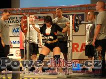 Sylvia Wunderlich, GER, 122,5kg