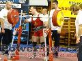 Lukáš Tkadlec, 255kg
